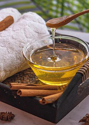 SPA-уход «Мёд и пряности»