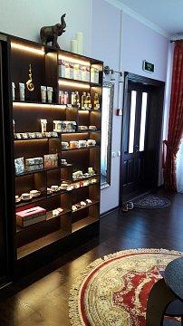 Интерьер спа салона тайского массажа Вай Тай Екатеринбург