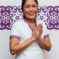 Тайский мастер спа салона Вай Тай Чита - Мастер Ван (Таиланд)