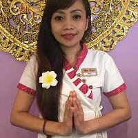 Тайский мастер спа салона Вай Тай Третьяковская - Ича