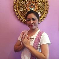 Тайский мастер спа салона Вай Тай Коммунарка - Яда (Miss Wichayada)