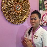 Тайский мастер спа салона Вай Тай Коммунарка - Па (Miss Rattanaphon)