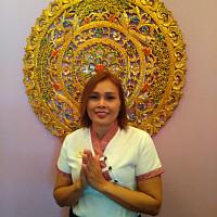Тайский мастер спа салона Вай Тай Рублевка - Мали