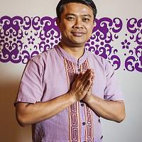 Тайский мастер спа салона Вай Тай Чита - Мастер АЭ (Таиланд)