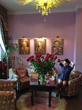 Интерьер спа салона тайского массажа Вай Тай Сокол