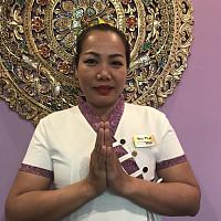 Тайский мастер спа салона Вай Тай Аэропорт - Нок