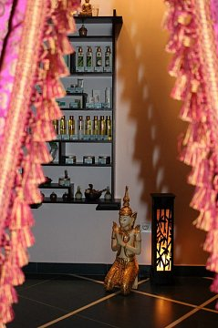 Интерьер спа салона тайского массажа Вай Тай Казань, Чистопольская