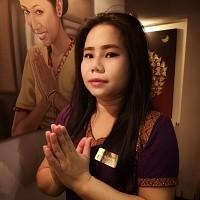 Тайский мастер спа салона Вай Тай Тульская - Нат