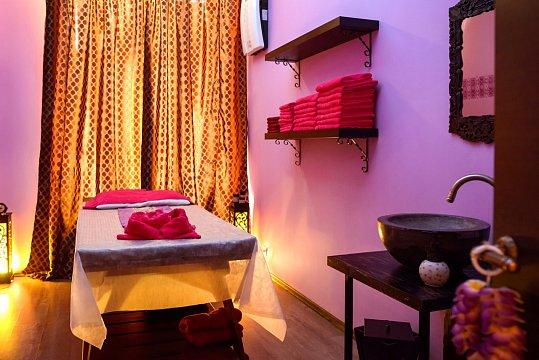 Интерьер спа салона тайского массажа Вай Тай Санкт-Петербург, Дыбенко