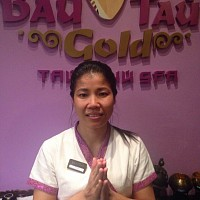 Тайский мастер спа салона Вай Тай Сокол - Пу