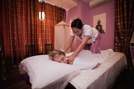 Интерьер спа салона тайского массажа Вай Тай Коммунарка