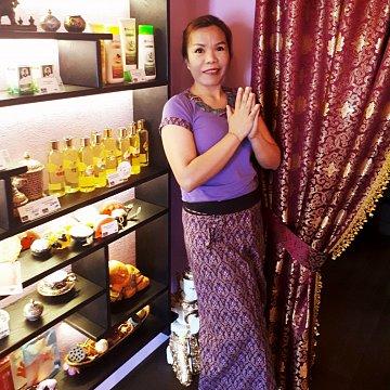 Интерьер спа салона тайского массажа Вай Тай Химки