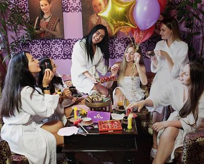 День рождения в СПА-салоне Вай Тай или СПА-девичник