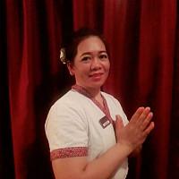Тайский мастер спа салона Вай Тай Крылатское - Нилу
