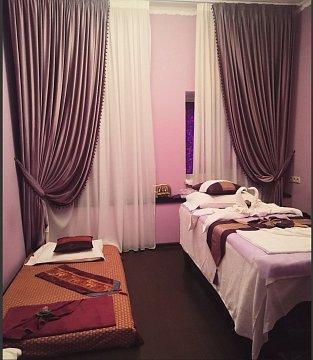 Интерьер спа салона тайского массажа Вай Тай Одинцово