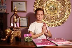 Интерьер спа салона тайского массажа Вай Тай Третьяковская