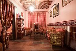 Интерьер спа салона тайского массажа Вай Тай Остоженка