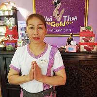 Тайский мастер спа салона Вай Тай Рублевка - Пу