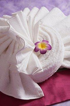Интерьер спа салона тайского массажа Вай Тай Смоленская
