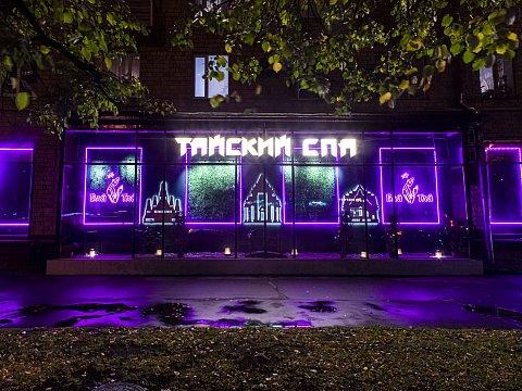 Dmitrovskaya interior