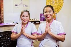 Интерьер спа салона тайского массажа Вай Тай Чита, Ленина