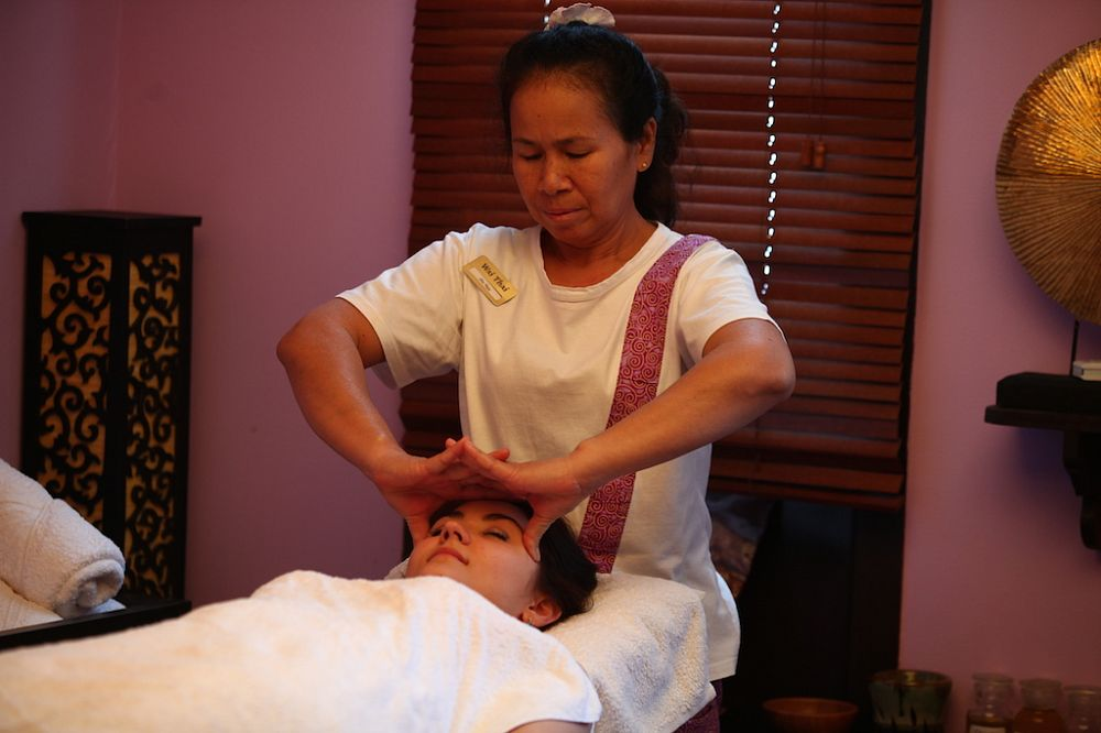 фото тайский массаж с окончанием