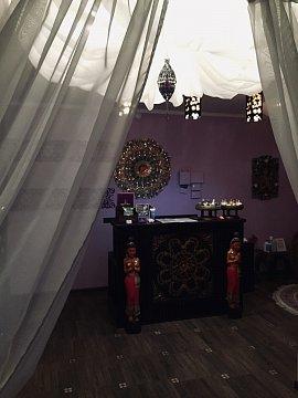 Интерьер спа салона тайского массажа Вай Тай Апрелевка